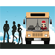 Bus Driver  - GraphicRiver Item for Sale
