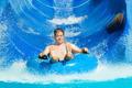 Man at water park - PhotoDune Item for Sale