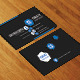 Modern Corporate Business Card HP0002 - GraphicRiver Item for Sale