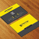 Modern Corporate Business Card HP0007 - GraphicRiver Item for Sale