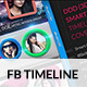 DDD Smart Facebook Timeline Cover - GraphicRiver Item for Sale