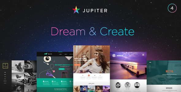 Jupiter - Multi-Purpose Responsive Theme - Corporate WordPress