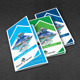 Travel Agency Trifold Brochure - GraphicRiver Item for Sale