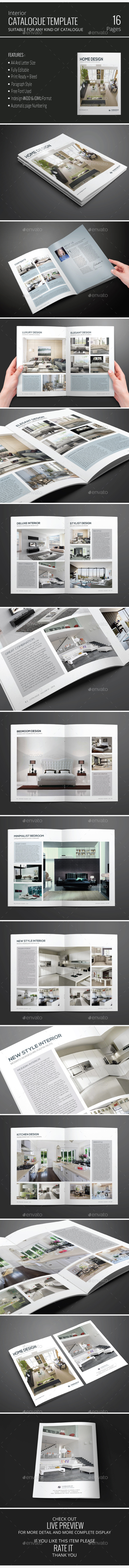 GraphicRiver Catalog Template Vol 03 8954550