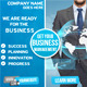 Clean Corporate Banner Ads - GraphicRiver Item for Sale