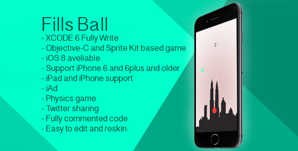 CodeCanyon Fills Ball 8954813