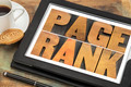 page rank - SEO concept - PhotoDune Item for Sale