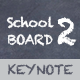 School Board 2 | Keynote Template - GraphicRiver Item for Sale