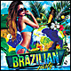 Brazilian Party Poster/Flyer - GraphicRiver Item for Sale