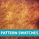 10 Orange Grunge Texture Pattern Swatches