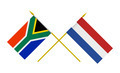 Flags of Netherlands and South Africa, 3d Render, Isolated - PhotoDune Item for Sale