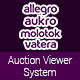 Auction Viewer System for Allegro