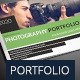 Portfolio & Book Photograph Indesign Template - GraphicRiver Item for Sale