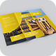 Business Colorful Trifold