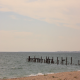 Destroyed Pier At Sea - VideoHive Item for Sale