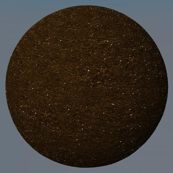 3DOcean Soil Landscape Shader 029 8960192