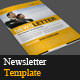 Newsletter Template - GraphicRiver Item for Sale