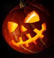 Halloween - old jack-o-lantern - PhotoDune Item for Sale