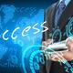 businessman hand holding success - PhotoDune Item for Sale