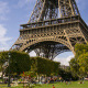 Champ de Mars & Eiffel Tower - VideoHive Item for Sale