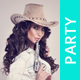 Party Facebook Timeline - GraphicRiver Item for Sale