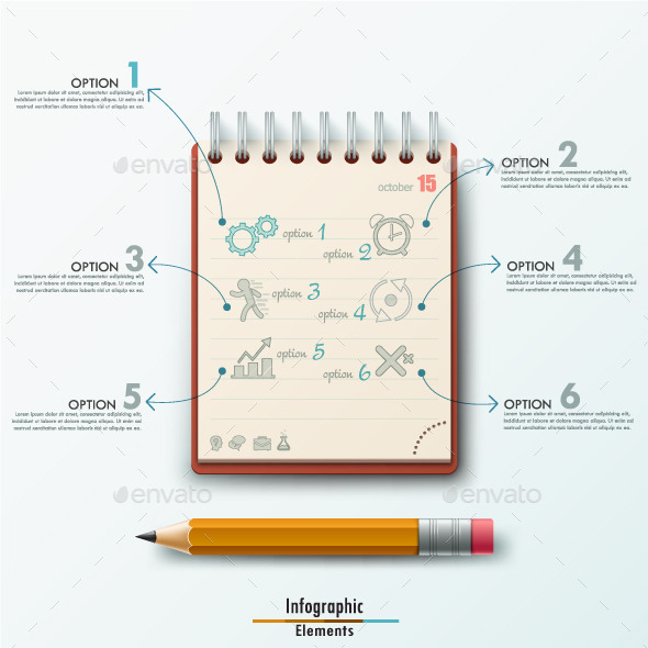 GraphicRiver Modern Infographic Options Banner 8960748