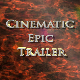 Cinematic Epic Trailer - AudioJungle Item for Sale