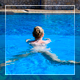 Girl In The Pool - VideoHive Item for Sale