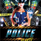 Police Party Flyer - GraphicRiver Item for Sale