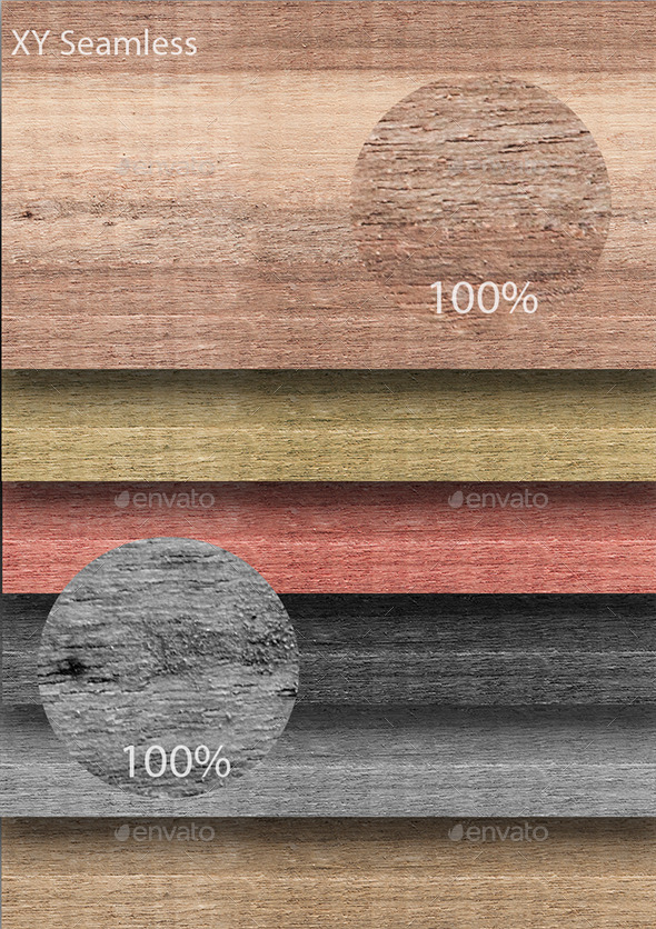 GraphicRiver Seamless Wood Textures 8961627