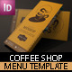 Coffee Shop Menu Vol2 - GraphicRiver Item for Sale