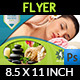 SPA Beauty Flyer Template - GraphicRiver Item for Sale