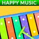 Happy Marimba and Ukulele