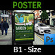 Garden Poster Template - GraphicRiver Item for Sale