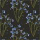 Wild Flowers Seamless Pattern - GraphicRiver Item for Sale