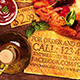 Pizza Restaurant Flyer - GraphicRiver Item for Sale