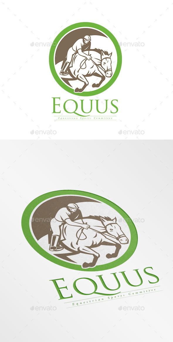 Logotipos para Asociaciones Ecuestres.