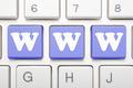 WWW on keyboard - PhotoDune Item for Sale