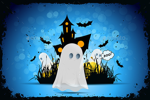 GraphicRiver Halloween Poster 8968065