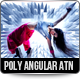 Poly Angular Photoshop Action - GraphicRiver Item for Sale