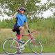 male cyclist sitting on race bike and drink water - PhotoDune Item for Sale