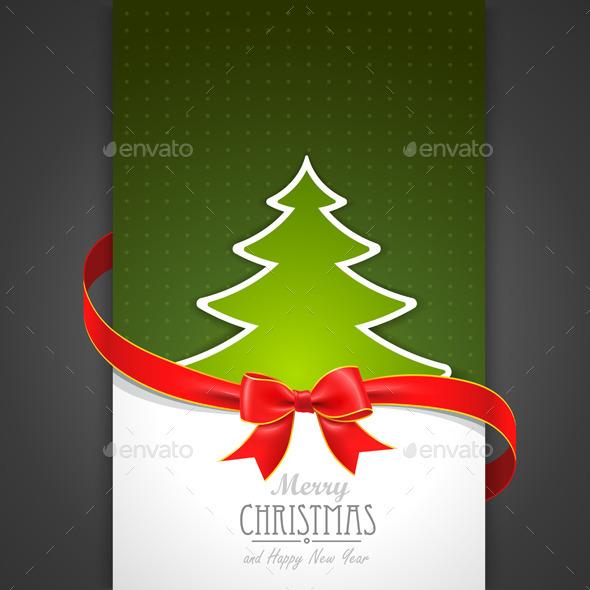 GraphicRiver Christmas Card 8969179