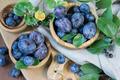 Ripe plums - PhotoDune Item for Sale