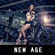 7 New Age  Actions - GraphicRiver Item for Sale