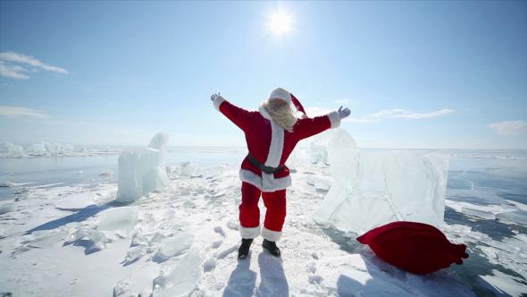 Dancing Santa Claus 6