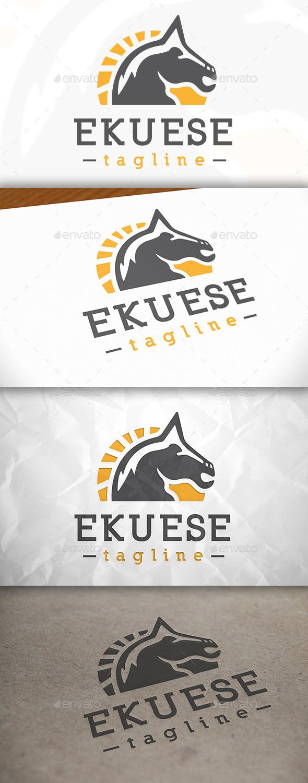 GraphicRiver Horse Logo 8970550
