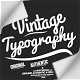 Vintage Typography Pack + Slideshow Titles  - VideoHive Item for Sale