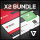 Business Card Bundle 09 - GraphicRiver Item for Sale