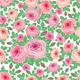 Pattern of Roses - GraphicRiver Item for Sale
