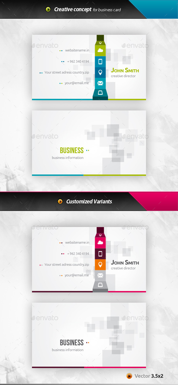 GraphicRiver Creative Business Card 8971774